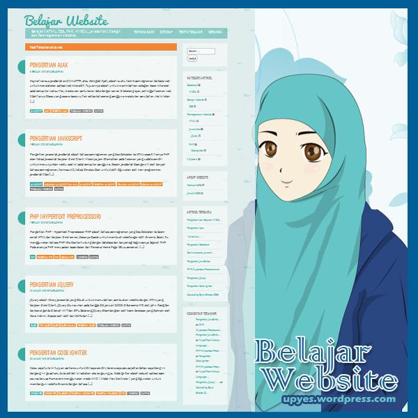 Belajar Website